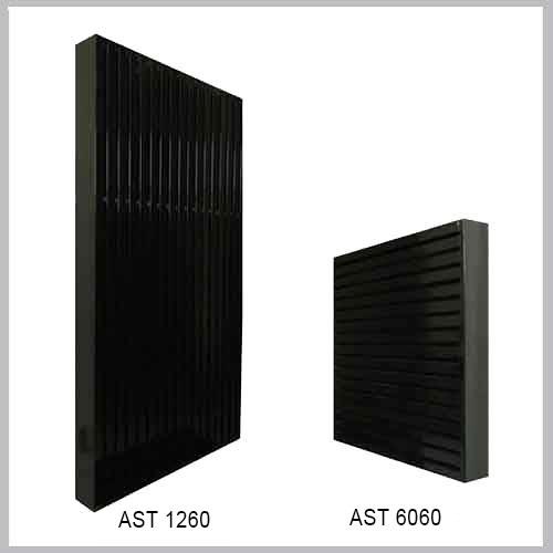 Acourete SR1261 Slat Resonator Bass Trap Akustik Panel Kayu