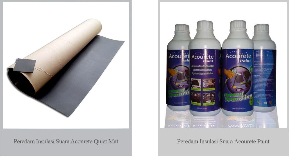 acourete quiet mat dan paint