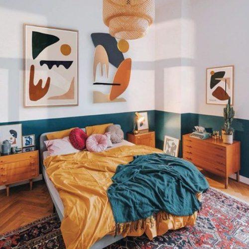 kamar tidur dekat jalan raya